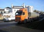 Przyrządy potrzebne do samochodów ciężarowych klasy DAF XF